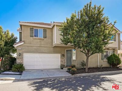 Los Angeles County Single Family Home For Sale: 31420 Arena Drive