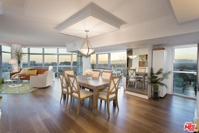 Marina Del Rey Rental For Rent: 13700 Marina Pointe Drive #1505