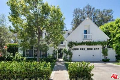 Pacific Palisades Single Family Home For Sale: 821 Alma Real Drive