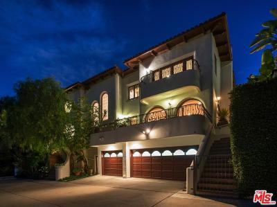 Single Family Home For Sale: 14372 Mulholland Drive