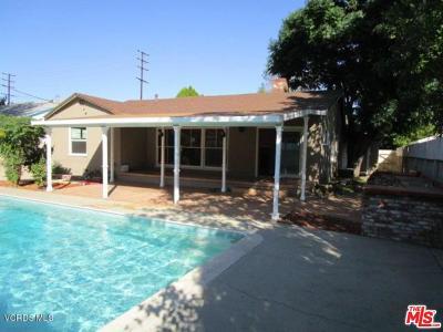 Woodland Hills Single Family Home For Sale: 5921 Fallbrook Avenue