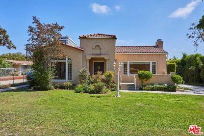 Long Beach Single Family Home For Sale: 3720 Elm Avenue