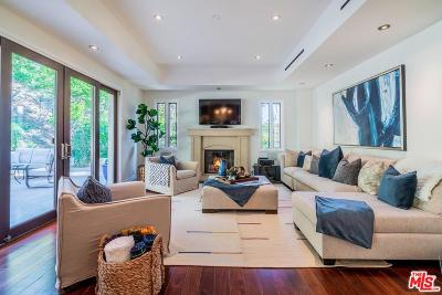 Pacific Palisades Single Family Home For Sale: 1230 El Hito Circle