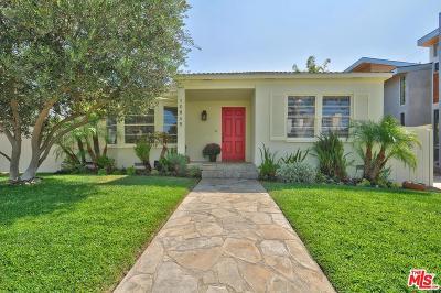 Single Family Home For Sale: 10848 Braddock Drive