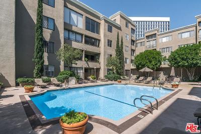 West Hollywood Condo/Townhouse For Sale: 8455 Fountain Avenue #621