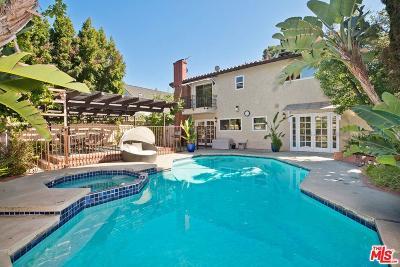 Studio City Single Family Home For Sale: 12813 Milbank Street