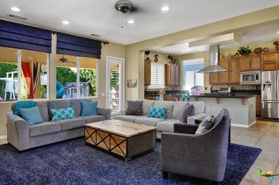 Indio Single Family Home For Sale: 40745 Fortunato Court