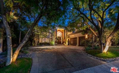 Los Angeles CA Single Family Home For Sale: $5,900,000