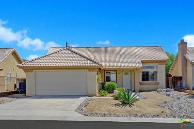 Desert Hot Springs Single Family Home For Sale: 13236 Via Real