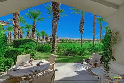 Palm Desert Condo/Townhouse Active Under Contract: 344 Desert Holly Drive
