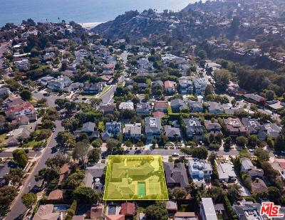 Pacific Palisades Single Family Home For Sale: 16011 Miami Way