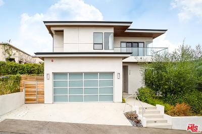 Hermosa Beach Single Family Home For Sale: 325 Reynolds Lane