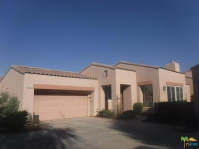 La Quinta Single Family Home For Sale: 47755 Soft Moonlight