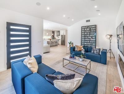 Single Family Home For Sale: 458 North Croft Avenue