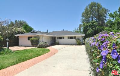 Woodland Hills Single Family Home Sold: 23147 Califa Street