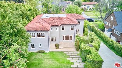 Single Family Home For Sale: 645 South Rimpau