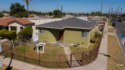 Los Angeles Single Family Home For Sale: 859 East Colden Avenue
