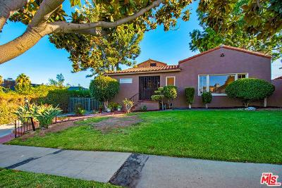 Single Family Home Sold: 3524 Knoll Crest Avenue