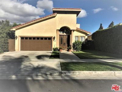 Tarzana Single Family Home For Sale: 5838 Donna Avenue