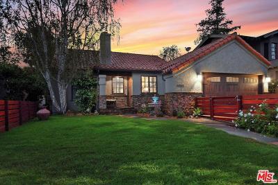 Studio City Single Family Home Sold: 4515 Wortser Avenue