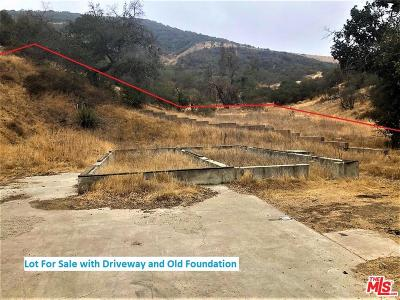 Agoura Hills Residential Lots & Land For Sale: 28440 Agoura Road