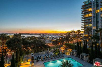 Rental For Rent: 13650 Marina Pointe Drive #701