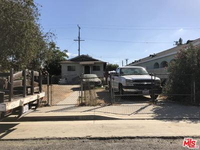 Los Angeles Single Family Home For Sale: 1724 East 85th Street