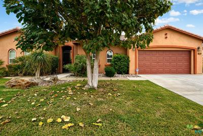 Indio Single Family Home For Sale: 41420 Stafford Court
