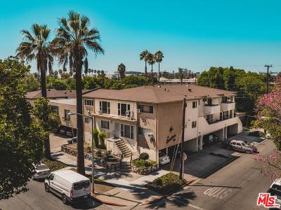 Los Angeles County Residential Income For Sale: 561 North Sweetzer Avenue
