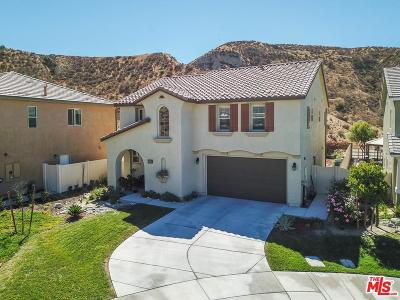 Canyon Country Single Family Home For Sale: 26807 Cherry Willow Drive