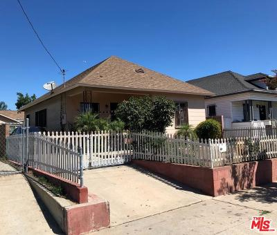 Single Family Home For Sale: 1363 East 53rd Street