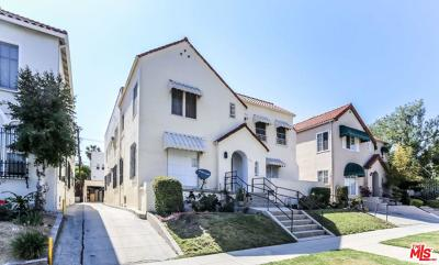 Residential Income For Sale: 635 North Plymouth #1