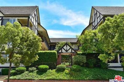 Glendale Condo/Townhouse Active Under Contract: 234 North Kenwood Street #107