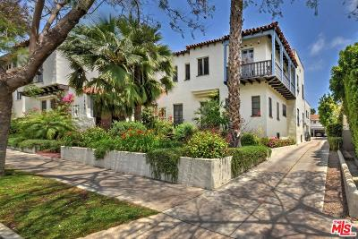 Los Angeles County Residential Income For Sale: 1226 Havenhurst Drive