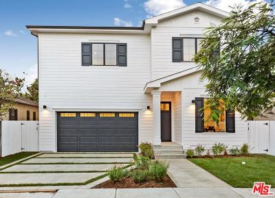 Culver City Single Family Home For Sale: 3571 Schaefer Street