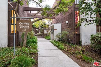Los Angeles County Condo/Townhouse For Sale: 1314 17th Street #7