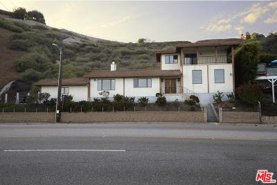 Malibu Single Family Home For Sale: 21715 Rambla Vista