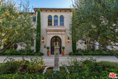 Pacific Palisades Single Family Home For Sale: 876 Muskingum Avenue