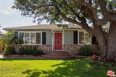 Single Family Home Sold: 8021 Agnew Avenue