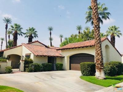 Rancho Mirage Single Family Home For Sale: 41 Calle Lista