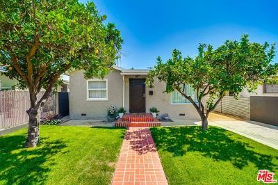 Single Family Home For Sale: 11822 Marshall Street