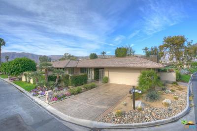 Rancho Mirage Single Family Home For Sale: 1 Lafayette Drive