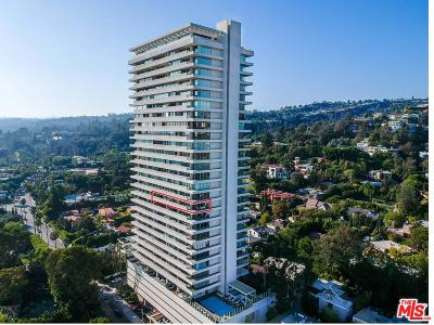 West Hollywood Condo/Townhouse For Sale: 9255 Doheny Road #1004/100