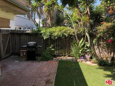 Playa Del Rey (C31) Rental For Rent: 124 Fowling Street