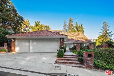 Single Family Home For Sale: 2968 Nicada Drive