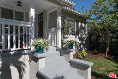 Los Angeles Single Family Home For Sale: 1640 North Adamson Street