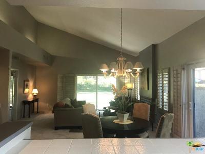 Palm Desert Single Family Home For Sale: 48640 Palo Verde Court