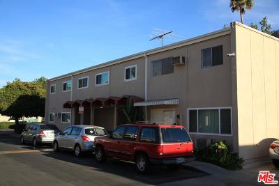 North Hollywood Condo/Townhouse For Sale: 7129 Coldwater Canyon Avenue #16