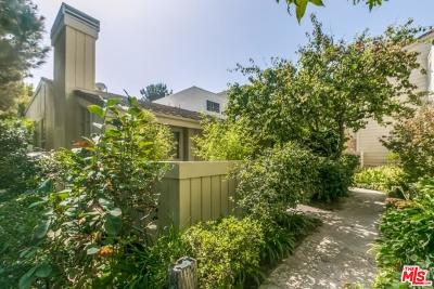 Pacific Palisades Condo/Townhouse For Sale: 1401 Palisades Drive
