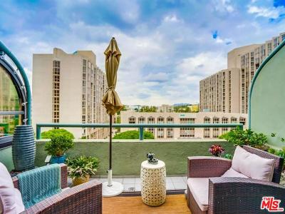 Condo/Townhouse For Sale: 880 West 1st Street #412